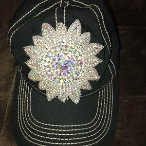 Women's Embellished Hat